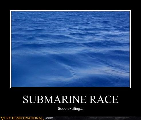 SUBMARINE RACE