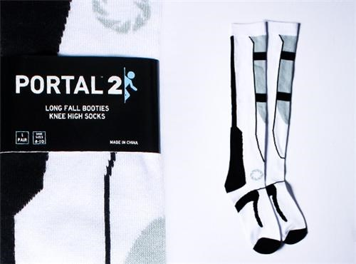 Portal 2 Socks of the Day