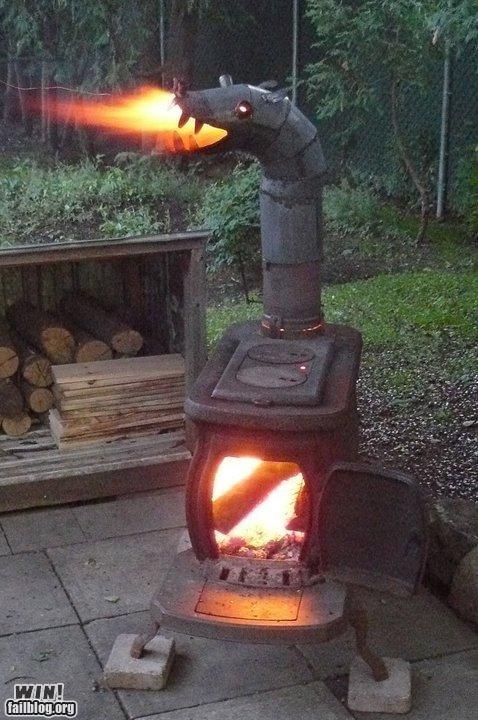 design,dragon,fireplace,furnace,here be mini dragons,stove