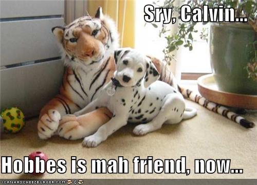 Sry, Calvin...
