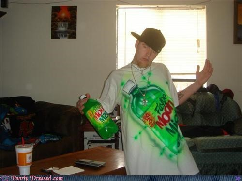 Juggalos Wear Their Favorite Faygo Flavor With Pride