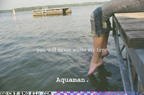Aquaman Will Know No Love