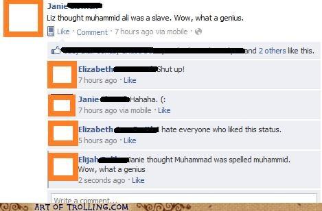 facebook,genius,Muhammad Ali,slave