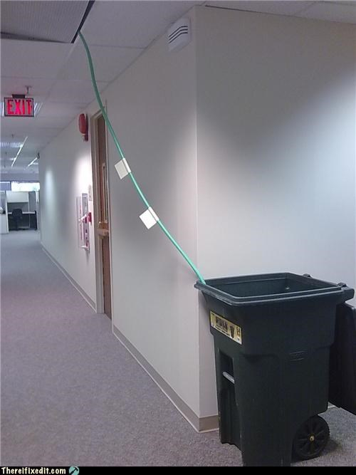 It's Not Leaking In Your Cubicle Anymore
