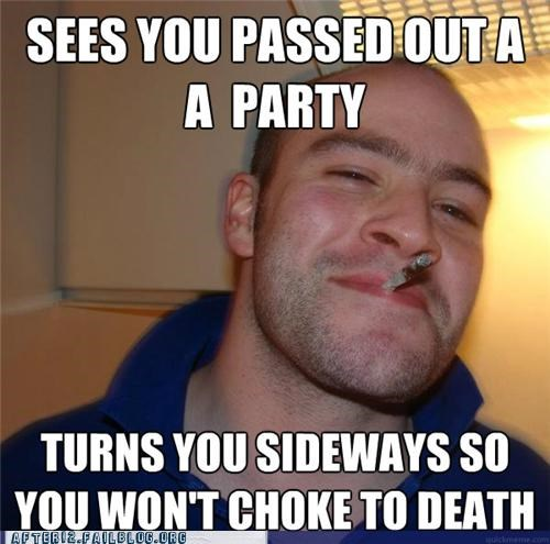 Thanks, Good Guy Greg!