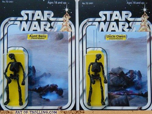 The Saddest Action Figures