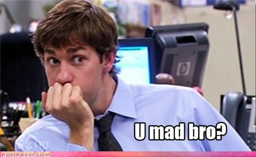 Jim Halpert: The Original Troll