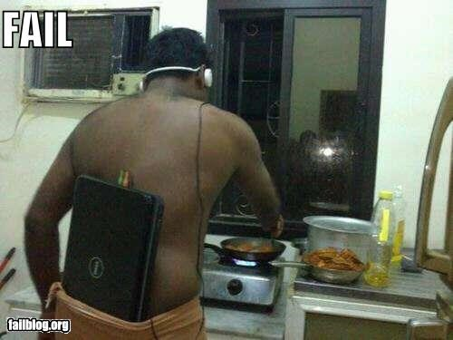 Portable Music Player FAIL