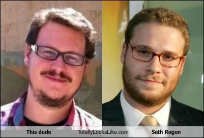This Dude Totally Looks Like Seth Rogen