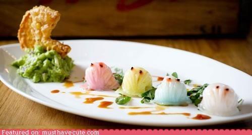 Epicute: Pac Man Dumplings