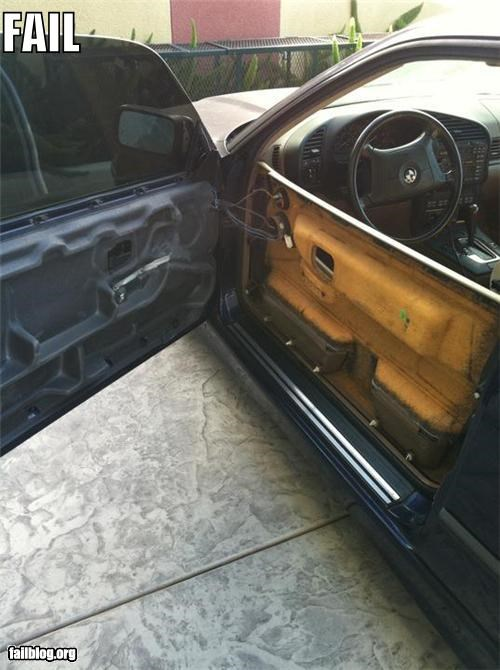Door Repair FAIL