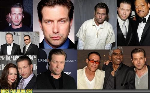 Celebrity Bros: The Stephen Baldwin Duck Lip