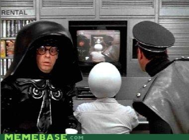 Yo Dawg, I Heard You Like Spaceballs