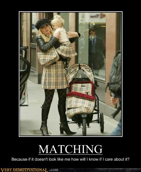 baby,hilarious,matching,mother,wtf