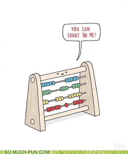 Abacus That's What I Was Built to Do!