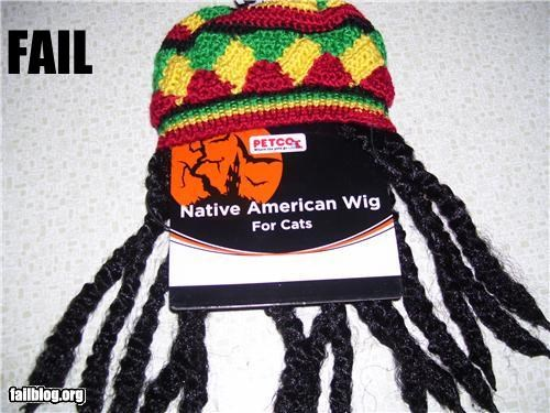 Chief Rasta Man FAIL