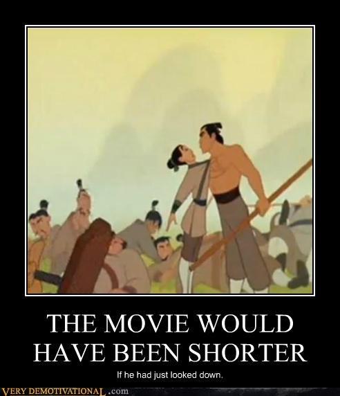 hilarious,Movie,mulan,shorter