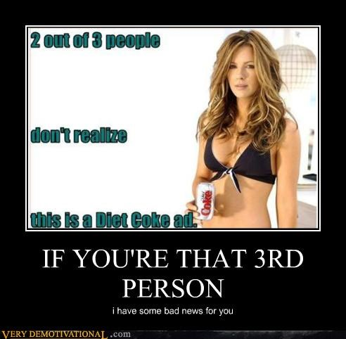 IF YOU'RE THAT 3RD PERSON