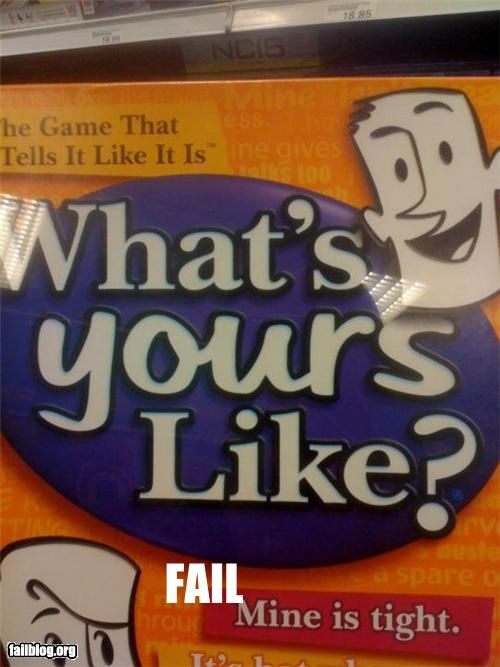 CLASSIC: Family Board Game FAIL