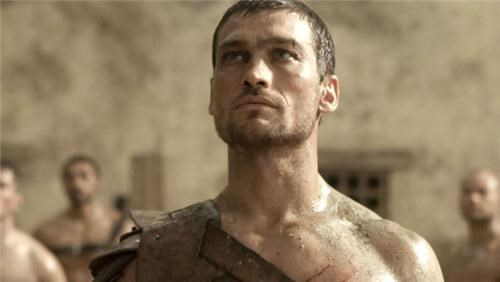 RIP: Andy Whitfield, Star of Spartacus