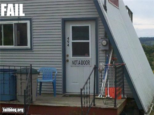 A-Door-Able FAILs