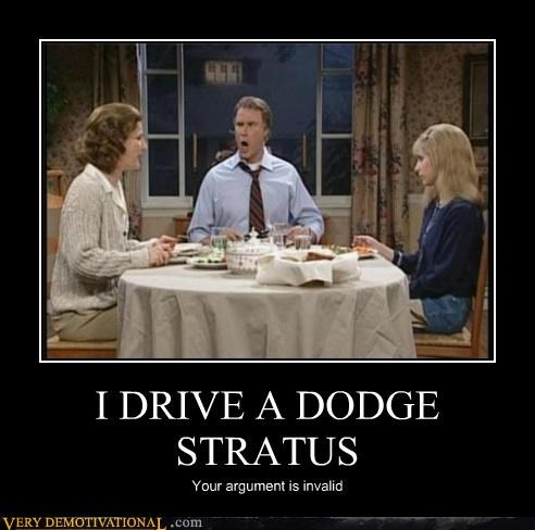 DRIVE A DODGE STRATUS