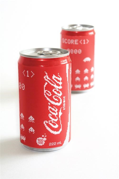Coca-Cola Space Invaders of the Day