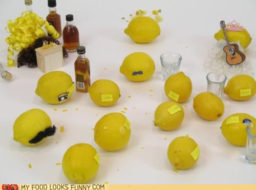 Lemons Really Know How to Party