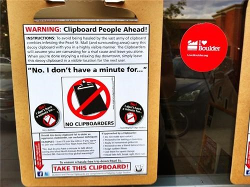 Anti-Clipboard Campaign of the Day