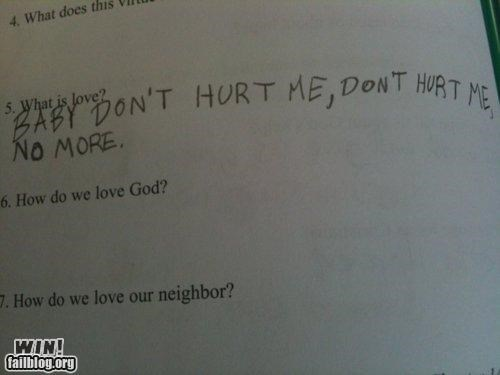 Sunday School WIN