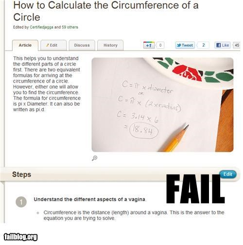 WikiHow Step FAIL