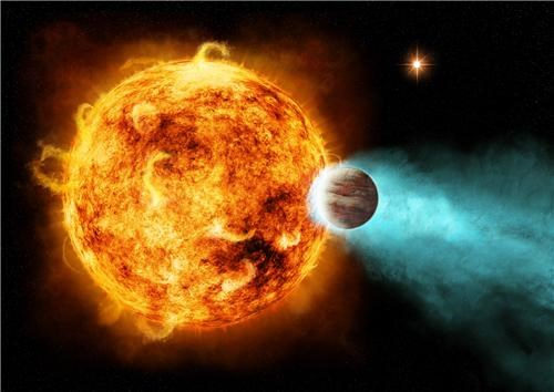 Planet-Destroying Star of the Day
