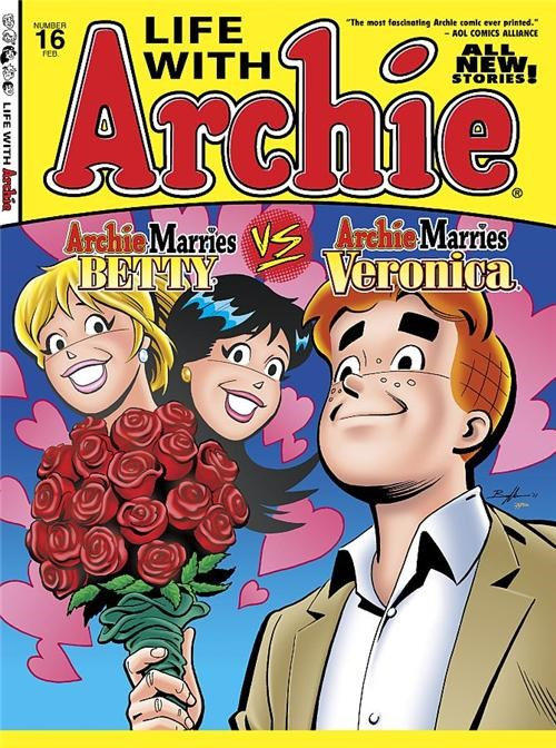 Archie Comics' First Gay Wedding of the Day