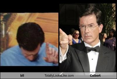 bll Totally Looks Like Colbert