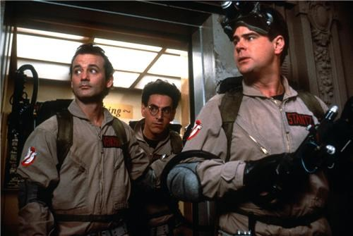 Ghostbusters Theatrical Re-Release of the Day