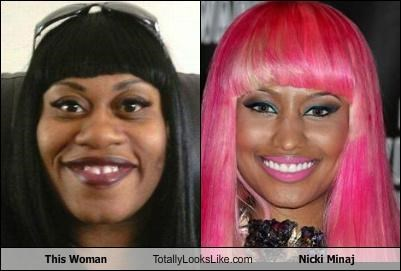This Woman Totally Looks Like Nicki Minaj