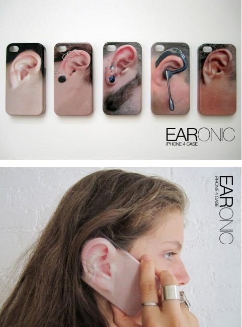 Ear-Shaped iPhone Case of the Day