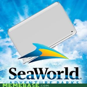iPhone Seaworld
