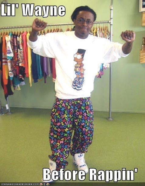Lil' Wayne  Before Rappin'