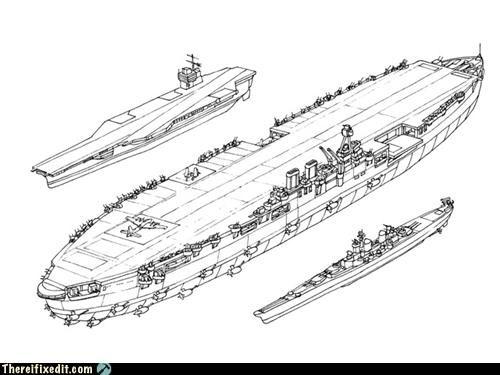Historical Thursday: Pykrete and The HMS Habbakuk
