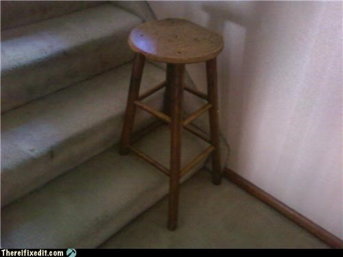 Every Stool Has Its Place