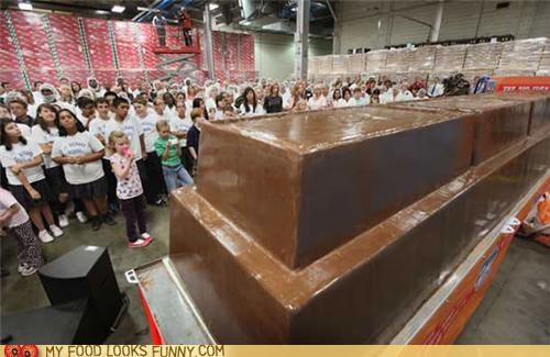 World's Largest Chocolate Bar