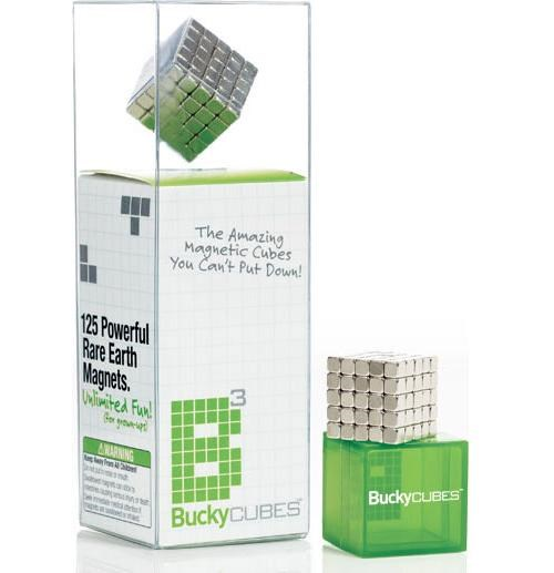 Cubed Buckyballs of the Day