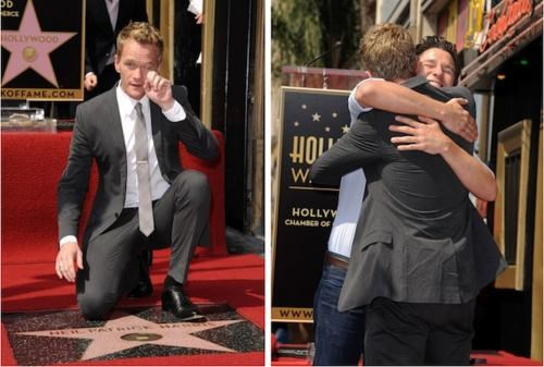 Hollywood Walk of Fame,Neil Patrick Harris,nph,Well-Deserved Recognition