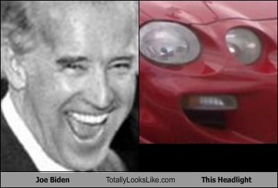 Joe Biden Totally Looks Like This Headlight