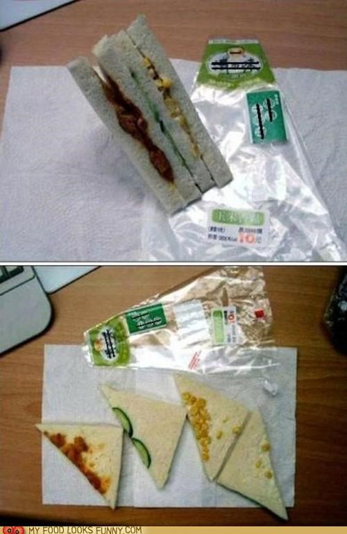 Ooh Look, Delicious Sandwich Fillings!
