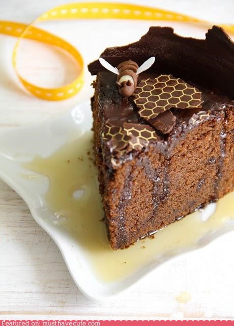 Epicute: Chocolate Honey Cake