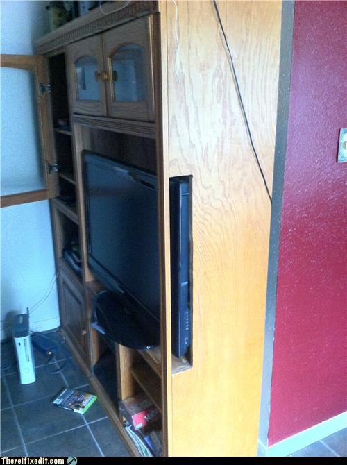 Updating Your Entertainment Center