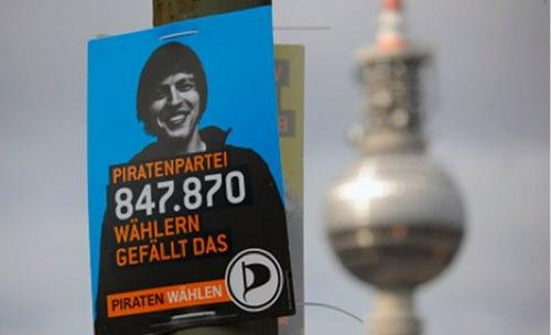 German Pirate Party Win of the Day