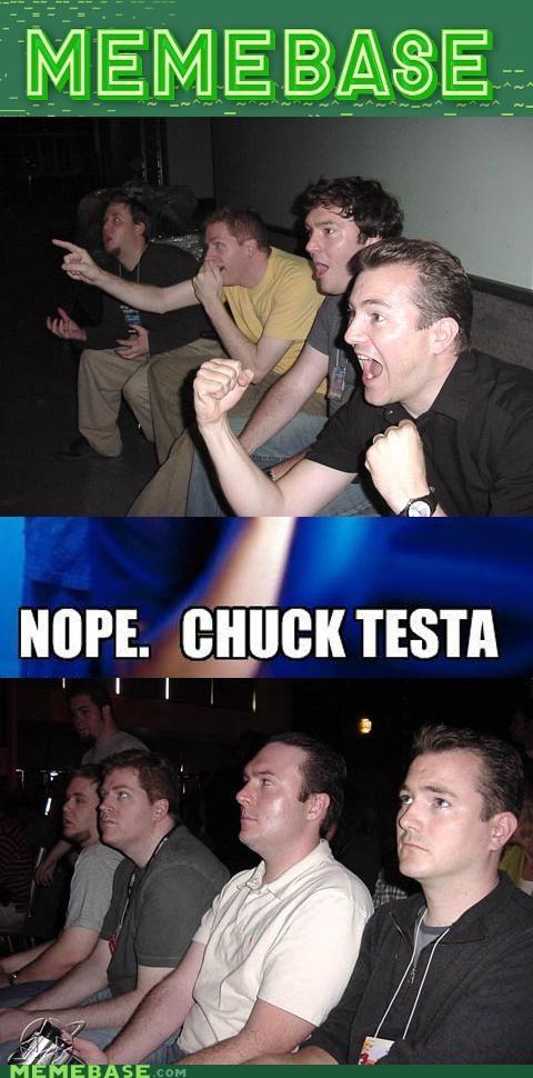 Testa Isn't Funny